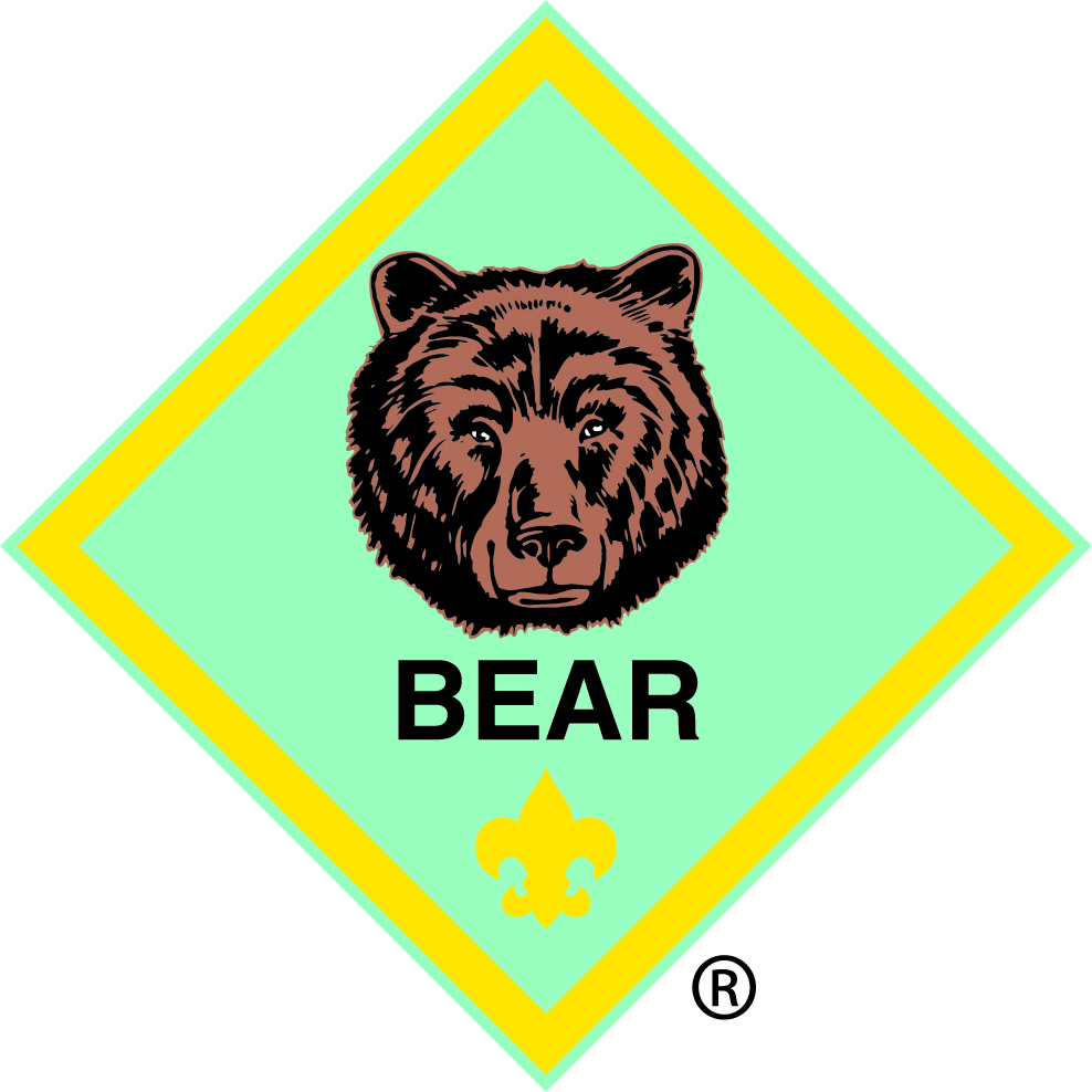 Bears 3rd Graders Cub Scout Pack 121