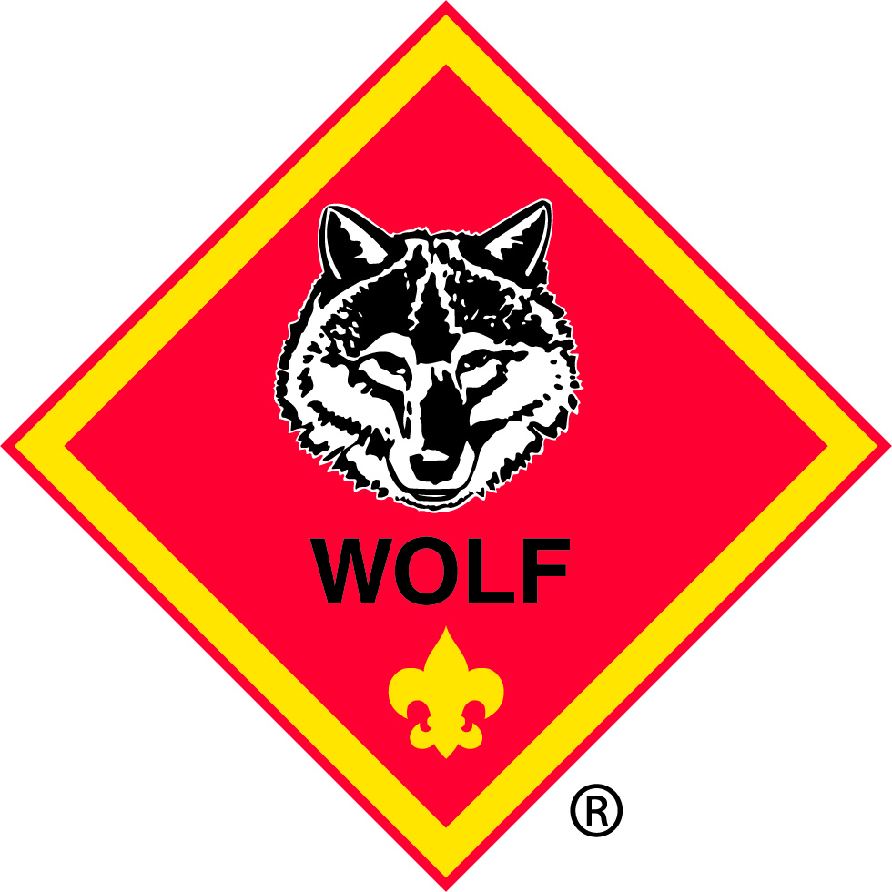 wolves 2nd graders cub scout pack 121 rh pack121mtbethel com cub scout wolf logo vector cub scout bear logo vector